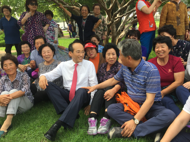 [보좌관들이 본 우리 의원] 추경호 자유한국당 의원