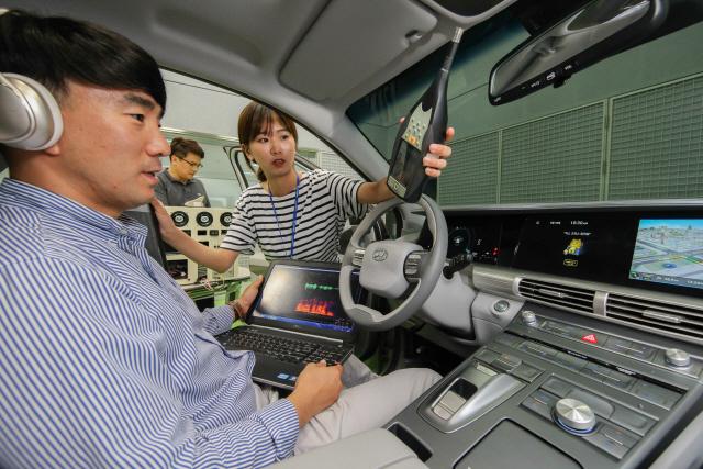 현대·기아차-카카오, 차량용 지능형 음성인식 서비스 공동개발