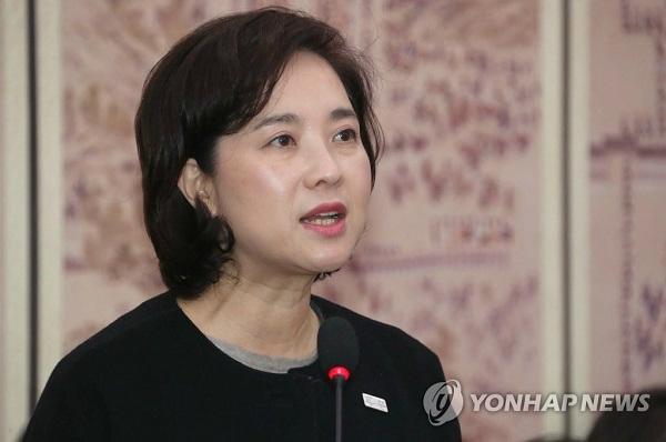 '교육부 장관 내정' 유은혜는 누구?..문대통령과 특별한 인연 '화제'