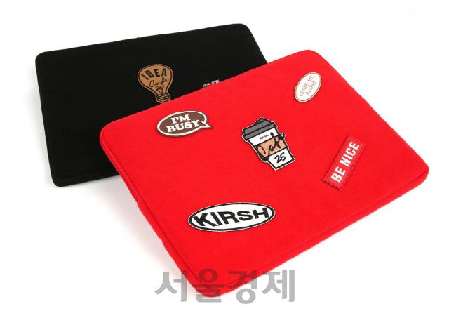 GS25, '카페25' 커피 구매고객에 '키르시' 클러치백 증정 프로모션