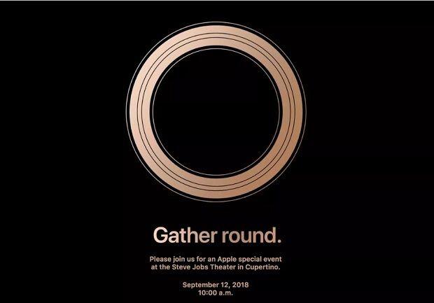 애플 아이폰 9월 12일 공개...中 화웨이 잡고 2위 회복할까