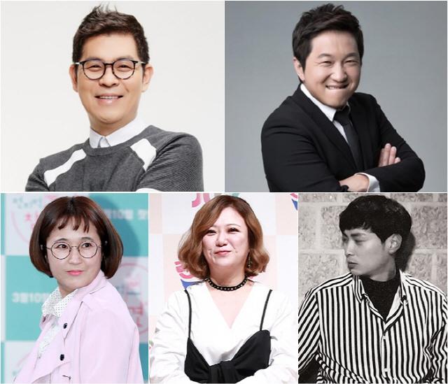 [공식] 김용만X정형돈X송은이X김숙X민경훈, KBS2 추석특집 '뇌부자들' 출연
