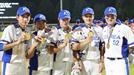 [아시안게임]4번 타자 박병호 4G 연속 대포…한국 야구 일본 누르고 金