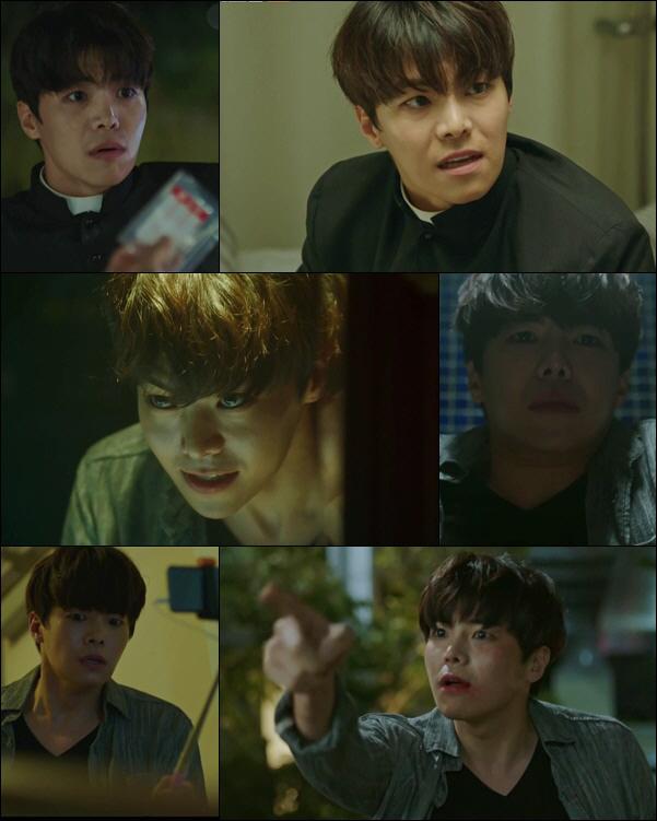 '보이스2' 박은석, '렌미스페셜 증후군' 열연..피해자→범죄자→환각 반전에 반전