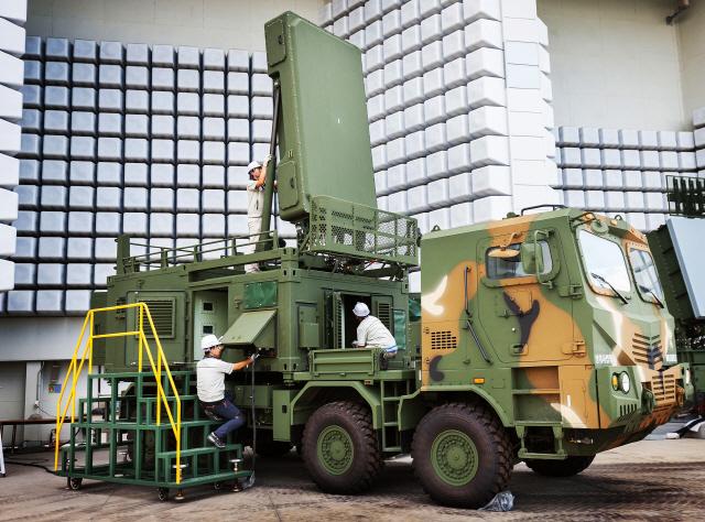 품질제일 선언한 LIG넥스원, 방사청에 1,810억 레이더 공급