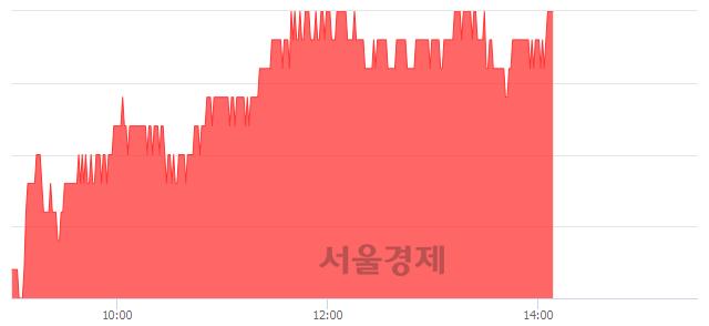 유OCI, 5.19% 오르며 체결강도 강세 지속(254%)