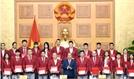 베트남 총리, 아시안게임 4강 신화 박항서 성과 치하