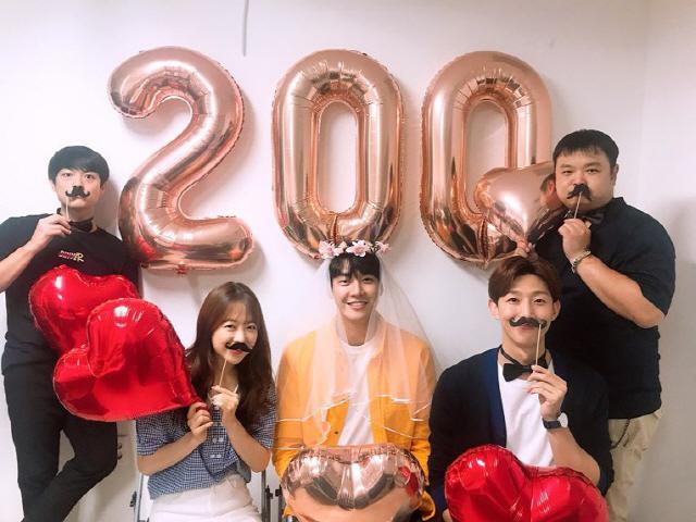 '너의 결혼식' 개봉 13일째 200만 관객 돌파..로맨스 영화 흥행사 새로 쓰다