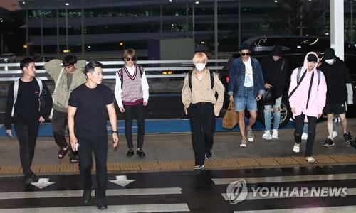 'BTS 얼쑤 좋다, 지화자 좋다' 靑·총리실까지 들썩