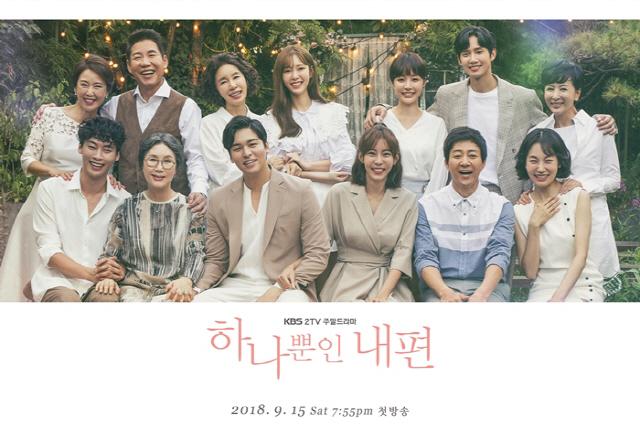 '하나뿐인 내편', 행복지수120% 포스터 공개…최수종·유이·이장우 '눈길'