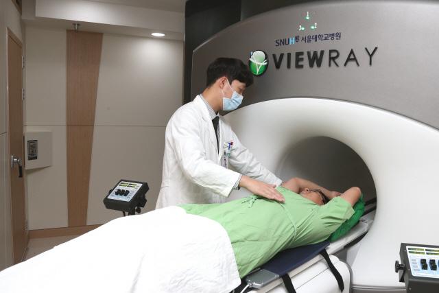 나쁜 암 잡는 '착한 방사선'