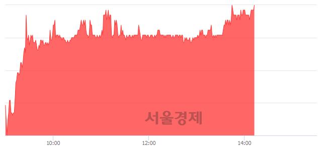 코신흥에스이씨, 장중 신고가 돌파.. 49,350→50,600(▲1,250)