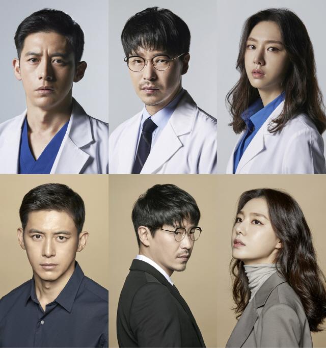 '흉부외과', 병원에서 만난 '피고인' 제작진…또 하나의 웰메이드 예고