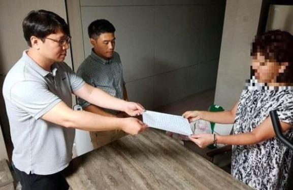 '임금 체불 의혹' 송도 불법주차 캠리 차주, 이번 주 경찰 소환조사