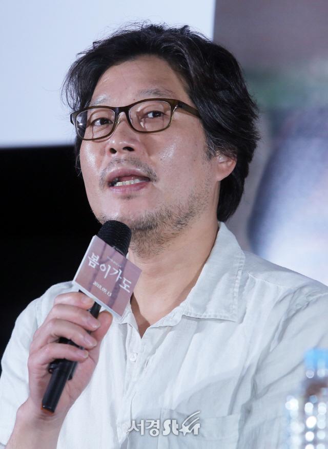 """[현장] '봄이가도' 유재명 """"세월호 소재 영화 참여..배우의 숙명"""""""