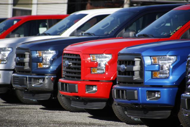 포드, 안전벨트 화재 우려에 트럭 200만대 리콜