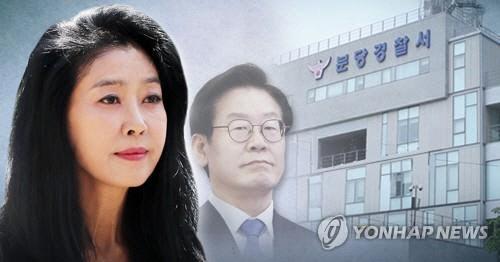 '경찰 조사 날짜 변경, 일방적 통보 NO'…김부선, 경찰과 주고받은 메시지 공개