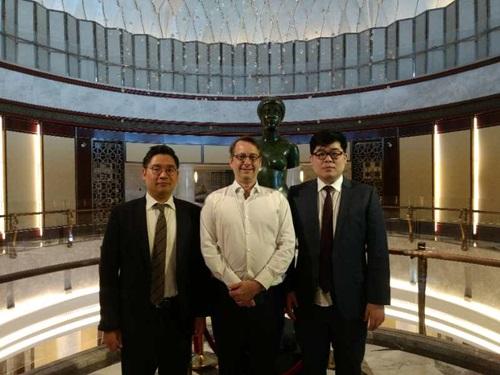 중국 핑안그룹, 한중청년리더협회와 양국 보험사업 협력사업 논의