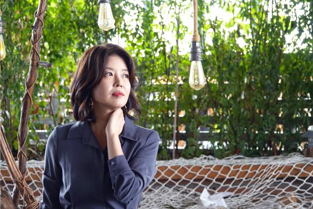 """[SE★인터뷰] '살아남은 아이' 김여진 """" '유가족'이란 한 단어로 규정 짓지 말라"""""""