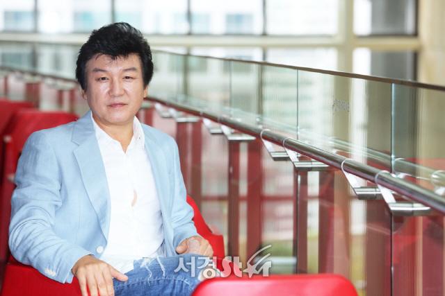 "[SE★인터뷰] '오!캐롤' 주병진, ""뮤지컬은 무대예술의 최고봉..인생의 마지막 도전"""