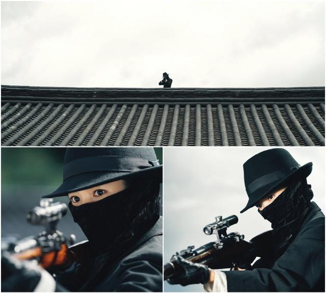 '미스터 션샤인' 총 든 김태리 '의병 전쟁이 이제부터 시작됐다'