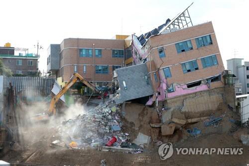 상도유치원, 오늘(10일) 철거작업 완료…상도초 휴교