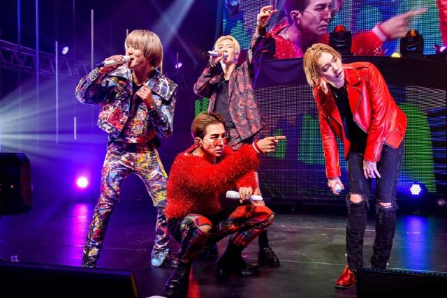위너, 오사카서 일본 투어 화려한 막…9개 도시 14회 공연