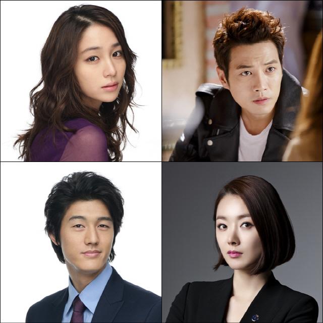 [공식] SBS 주말 드라마 '운명과 분노' 이민정 ·주상욱 ·소이현 ·이기우 주인공 확정