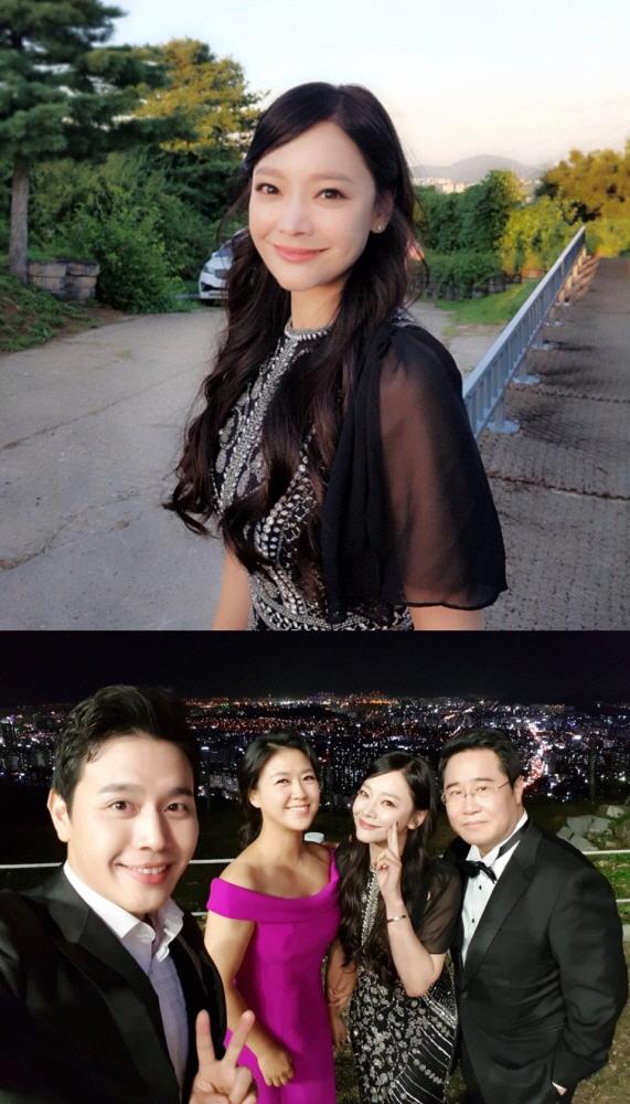 뮤지컬 여제 김소현, 가을 숲 밝히는 러블리+청순+우아 3박자 갖춘 미모 공개