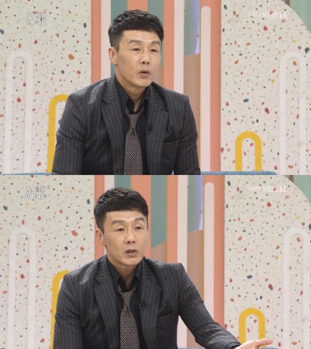 """'아침마당' 성진우 """"와이프 아파 혼인신고부터, 결혼 숨긴 적 없다"""""""