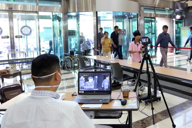일부 출입문 폐쇄…발열감시기…면회 제한…병원들 '메르스 非常'