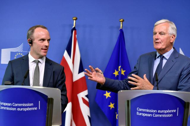 EU '11월 브렉시트 합의 가능성'