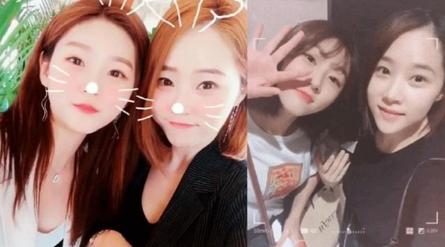 """김새론 엄마, 20살 차이 딸과 동급 '동안 미모' """"자매 아냐?"""""""