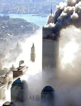 """9·11테러 17주기 추모식…트럼프 """"안전위해 무엇이든 할것"""""""