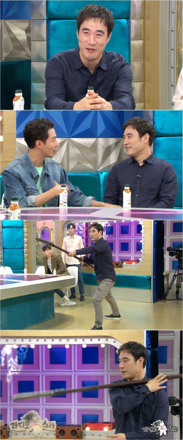 '라디오스타' 배성우, 드라마 끝나니 '섹시스타' 변신?