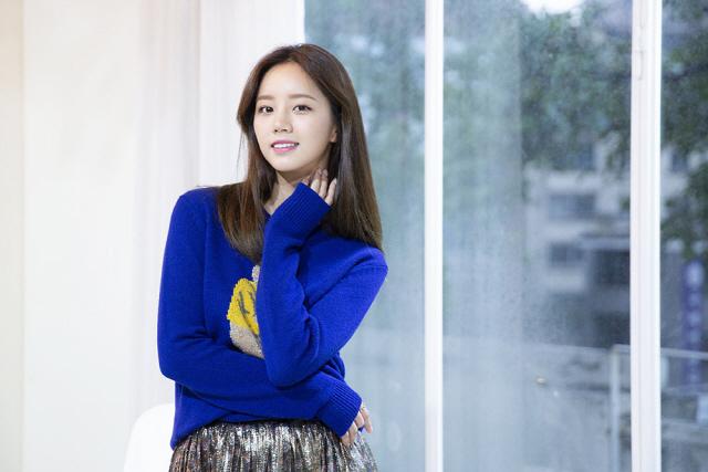 "[SE★인터뷰①] '물괴' 혜리, ""'두둥~ 추석 개봉영화입니다..승부욕 불태워"""