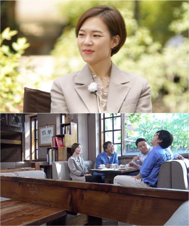 한예리, '토크노마드' 게스트 출격…영화 속 비하인드 스토리 공개