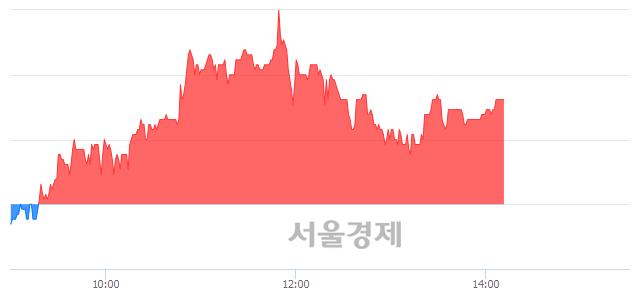 코NEW, 매수잔량 388% 급증