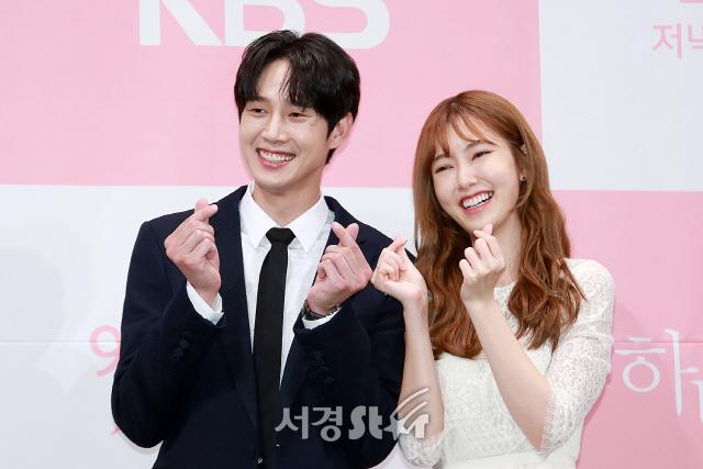 박성훈-나혜미, '수줍은 사랑꾼들' (하나뿐인내편)