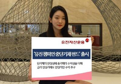 [에셋+ 베스트컬렉션] 유진자산운용 '유진 챔피언 중단기채 펀드'