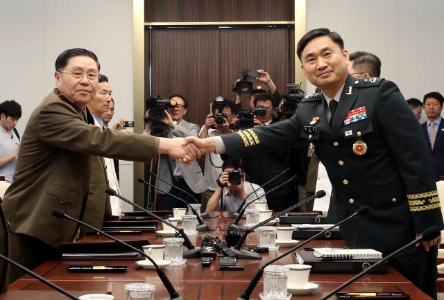 남북, 오늘 군사실무회담…GP 철수·공동유해발굴 등 조율