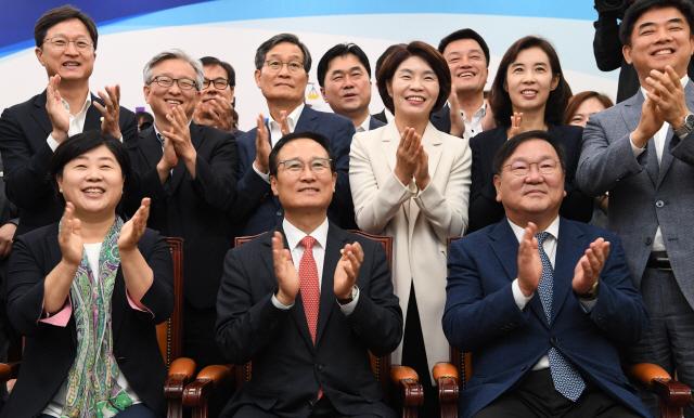 홍영표 '비핵화·군사적 긴장 완화 등 실질적 진전 있어야'