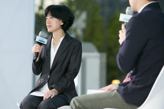 KT 청춘공감 프로젝트 참여 '독성학 권위자' 박은정 교수 '이공계 연구인력 지원 더 활성화해야'