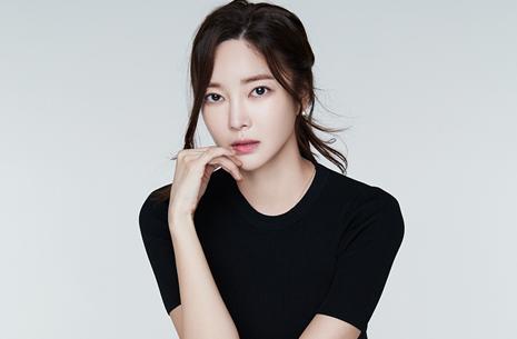 NS윤지, 활동명 '김윤지'로 변경 후 SBS '황후의 품격'으로 배우 활동 시작