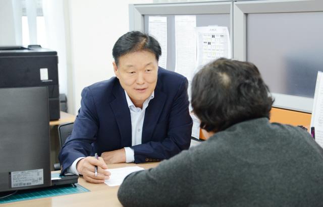 이계문 서민금융진흥원장 '포용적 금융 적극 뒷받침할 것'