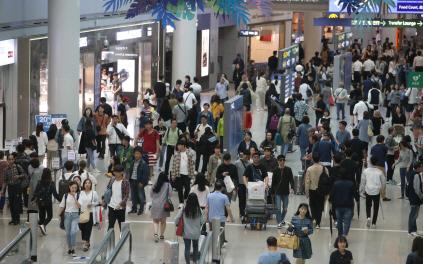인천공항서 적발된 기내반입금지 물품 5년간 1,200만건 육박