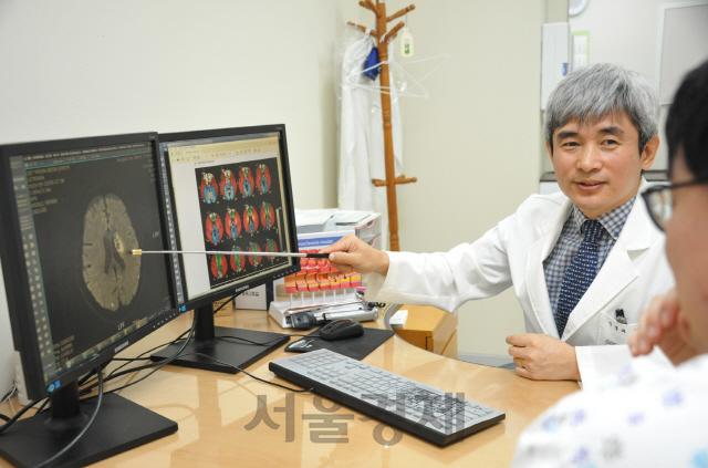 뇌경색 환자 막힌 대뇌동맥 파악 도우미 '고해상도 뇌혈류지도' 개발