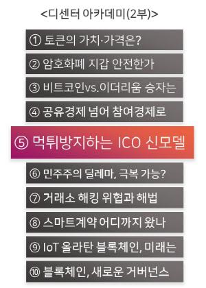 [디센터 아카데미(2부)]⑤-2 DAICO vs. SEICO vs. IEO vs. ? … 여러분의 선택은?