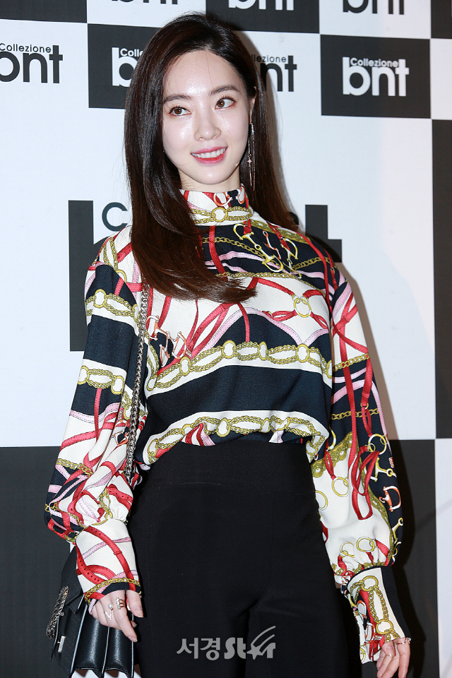 양정원, '화려한 예쁨'