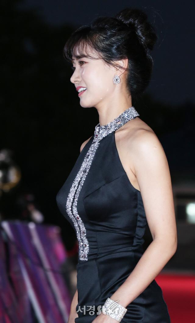 박수연, 러블리 외모 (아시아태평양스타어워즈)